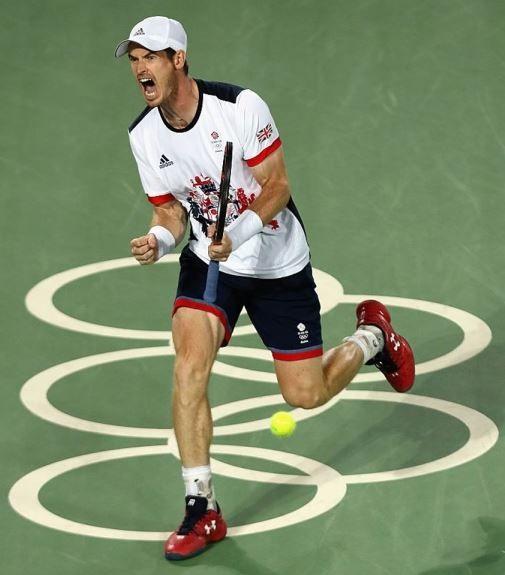リオ五輪テニス 金メダルはマレー選手が2連覇達成!